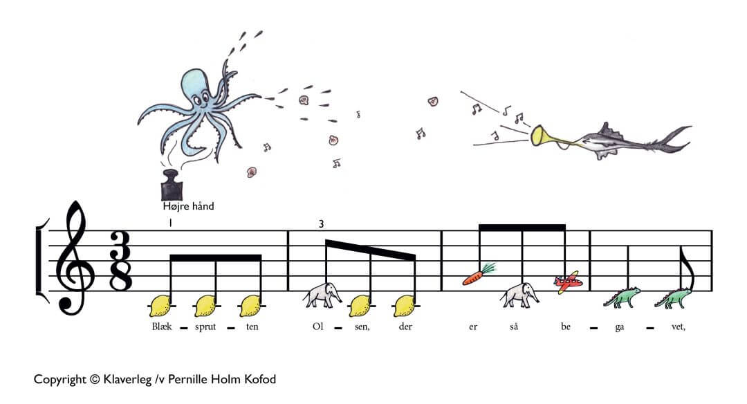 Blæksprutten Olsen