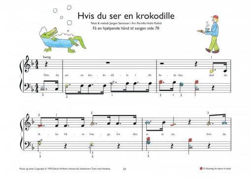 Hvis du ser en krokodille Bind 3