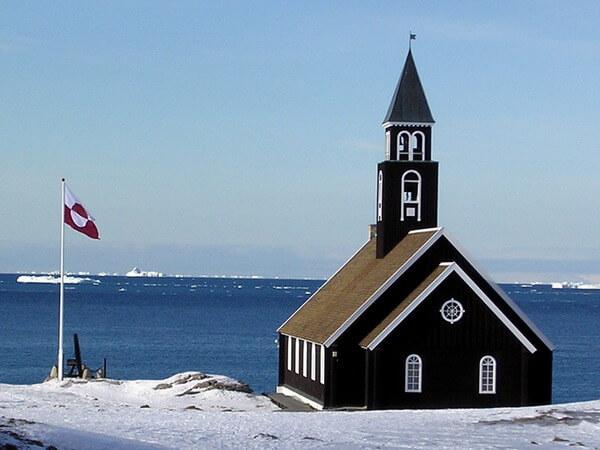 Kirke gammel godtvejr